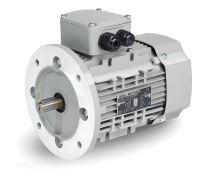 1,1 kW / 2870 ot./min B5 / IE1 Y3-80 B2