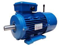 0,55kW / 1395 B3 IE1 GLEJ 80 B4 brake motor