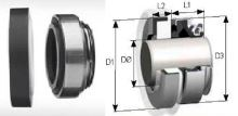 mechanical seal AR 0120.B
