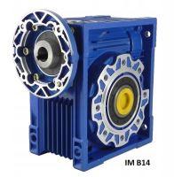 šneková prevodovka MR 050 i = 15; 71 / B14