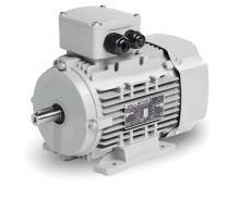 0.09kW / 1325 rpm B3 / IE1 Y3-56 B4