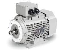 1,1 kW / 2870 ot./min B34F1 / IE1 Y3-80 B2